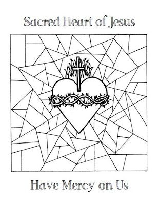 Look to Him and be Radiant: The Sacred Heart of Jesus and Immaculate Heart of Mary