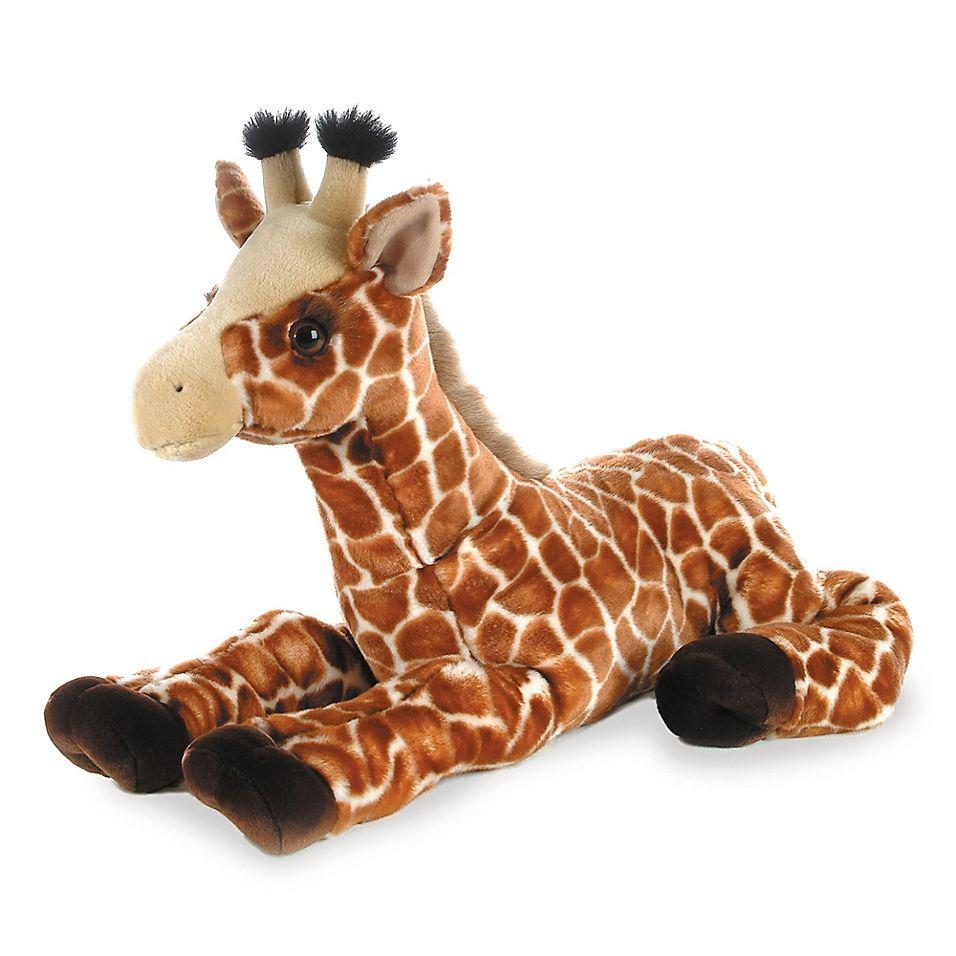 Aurora World Guy Giraffe Plush Toy In Brown Bed Bath Beyond Giraffe Plush Giraffe Plush Animals [ 956 x 956 Pixel ]