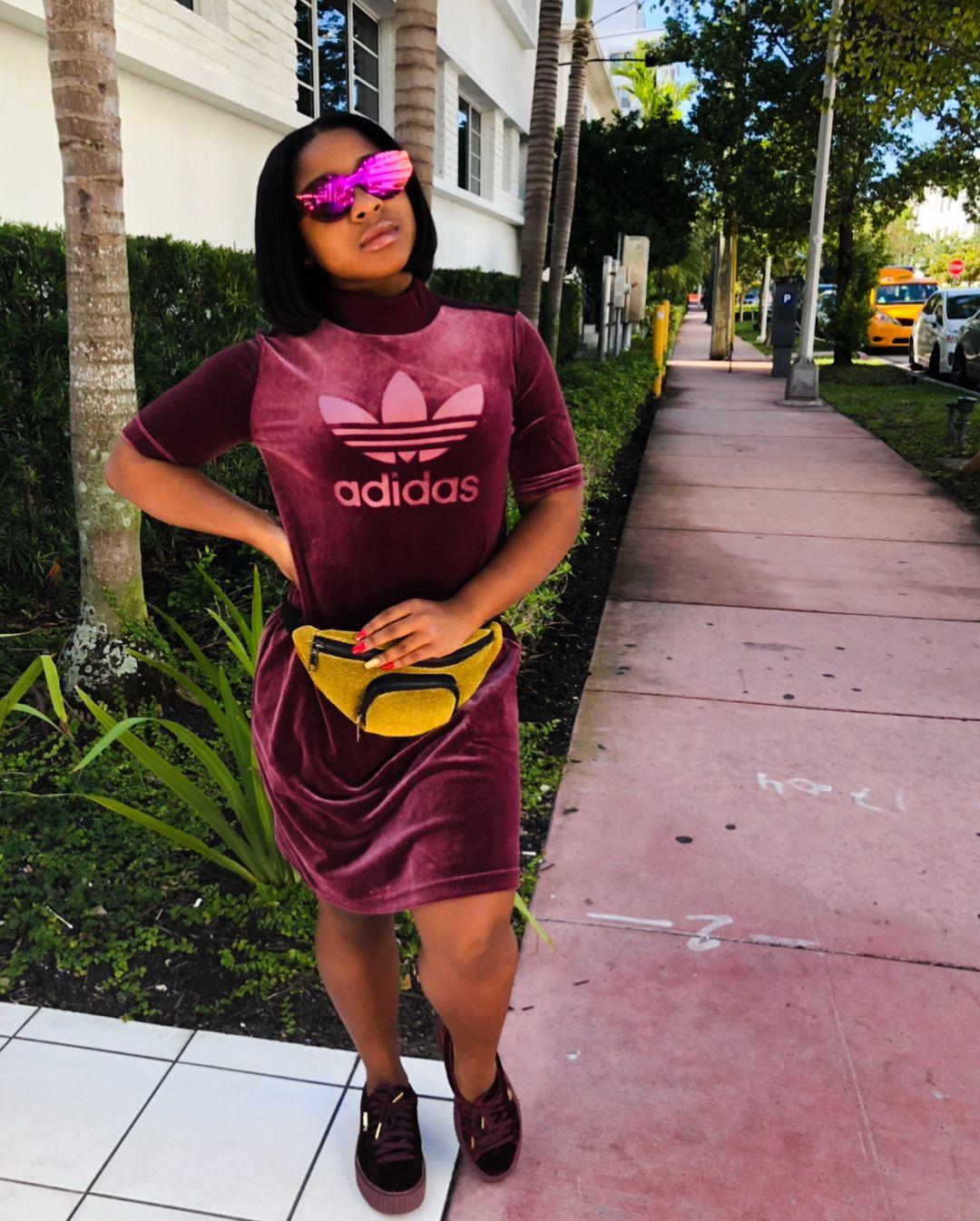 Reginae Carter | Jumpsuit dress, Fashion, Clothes
