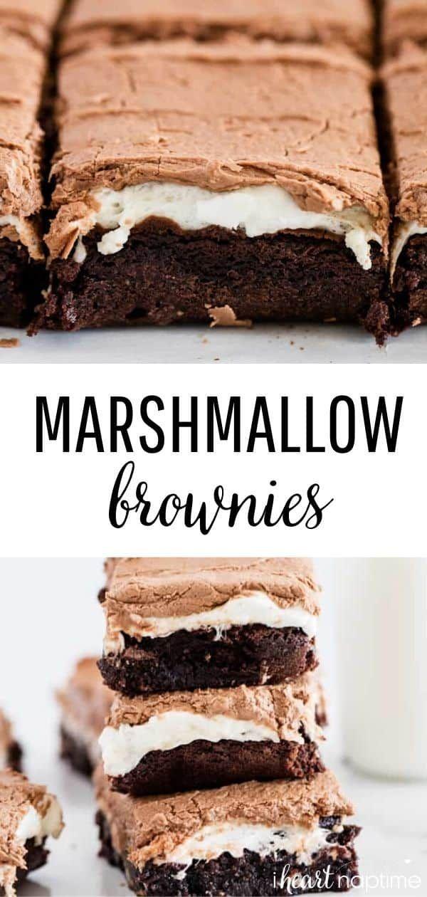 Photo of Marshmallow Brownie #Marshmallow #Brownie #Brownie