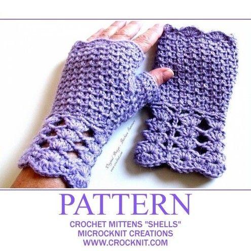 Free Crochet Patterns To Print Easy Crochet Patterns Mittens
