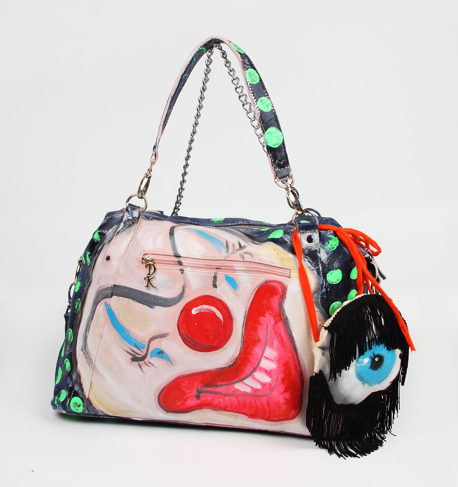 e8067d9f4a933 Scooter LaForge Busted Clown Purse Ⅱ