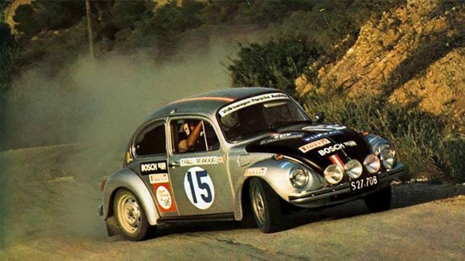 vw beetle with porsche engine salzburg kaefer 1303 rally. Black Bedroom Furniture Sets. Home Design Ideas
