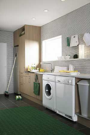 17 Best images about Tvättstuga on Pinterest | Washers, Storage ... : tvättstuga spa : Inredning