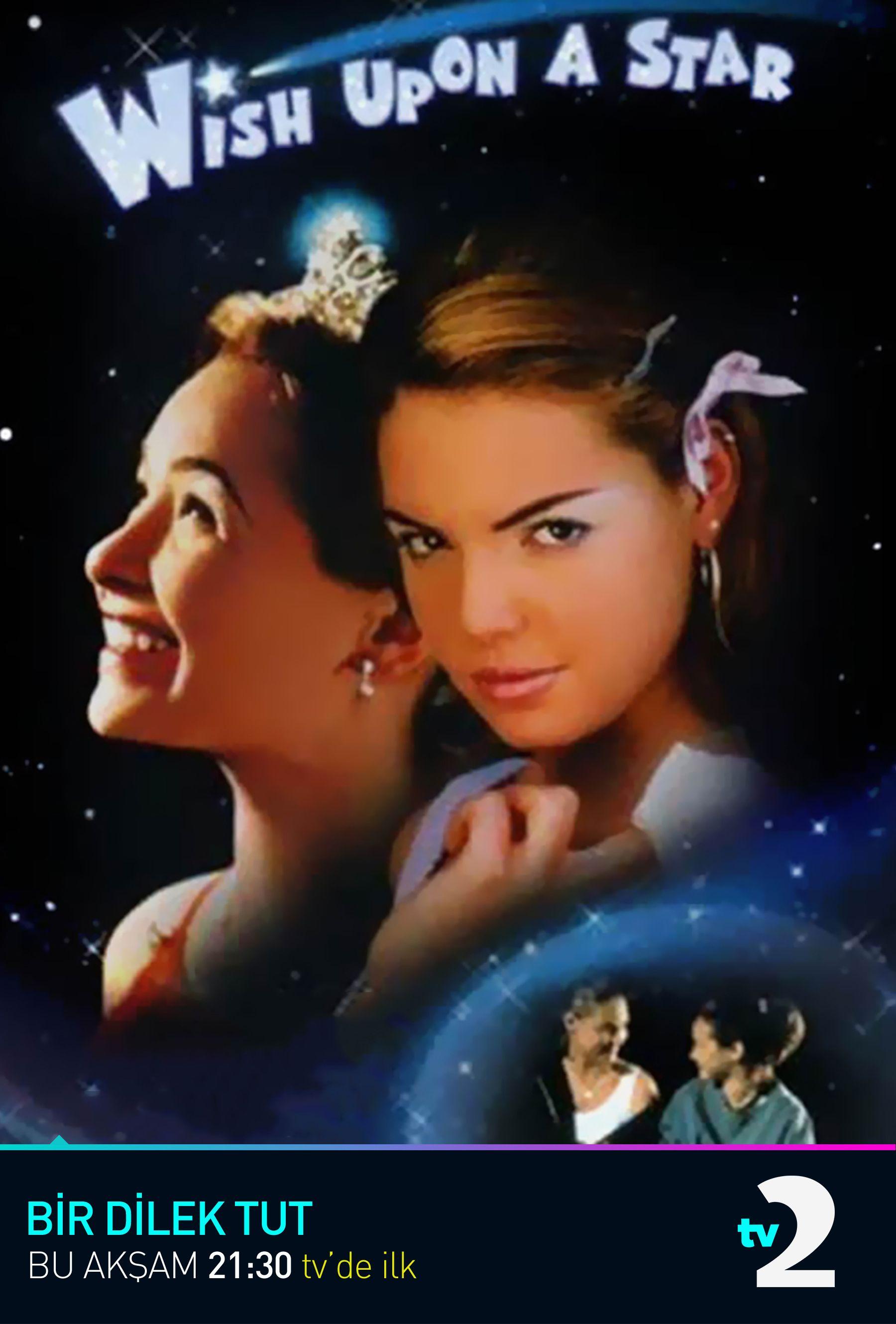 Bir Dilek Tut (Wish Upon a Star) Film afişleri, Film ve