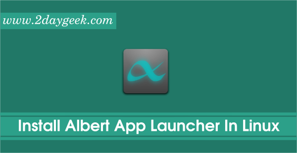 Albert is a quick launcher for Linux inspired by Alfred (Mac