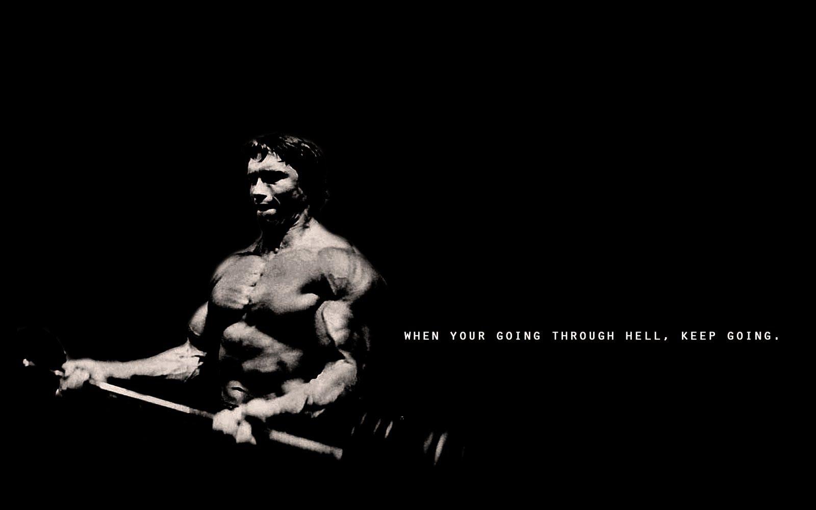 Arnold Schwarzenegger Gym Motivation Wallpaper Fitness Motivation Wallpaper Aesthetics Bodybuilding