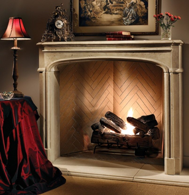 Decoration Antique Fake Fireplace Mantel Red Living Room Decor Classy Living Dining Room Combo Decorating Ideas Review