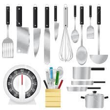Restaurant Kitchen Utensils checklist for everything you need to outfit a restaurant kitchen