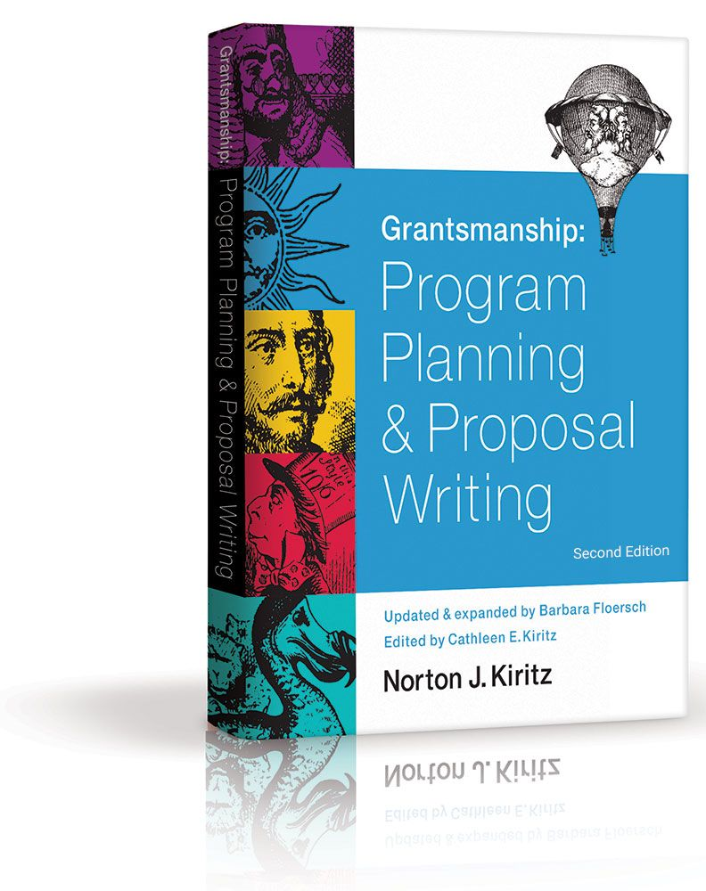 Grantsmanship program planning proposal writing second