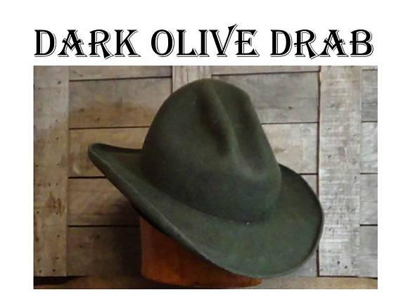 Pistolero short brim Buckaroo Cowboy Hat Western Hat Gus 96cd32a5f577