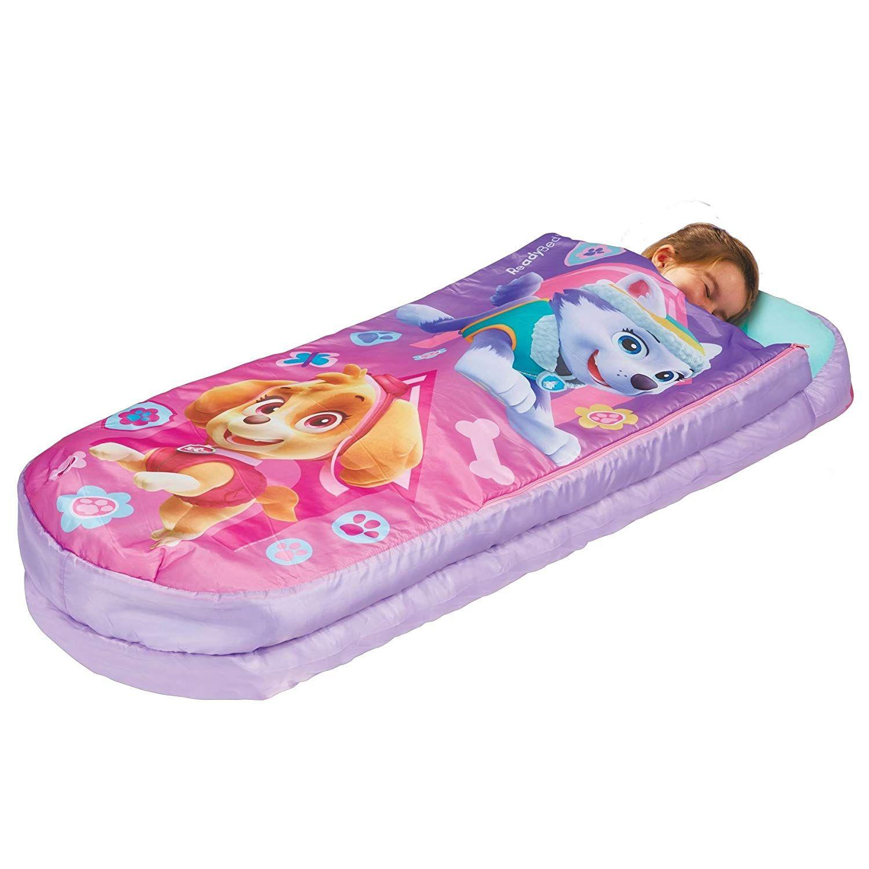 Paw Patrol Junior-ReadyBed Kinder-Schlafsack und Luftbett in einem