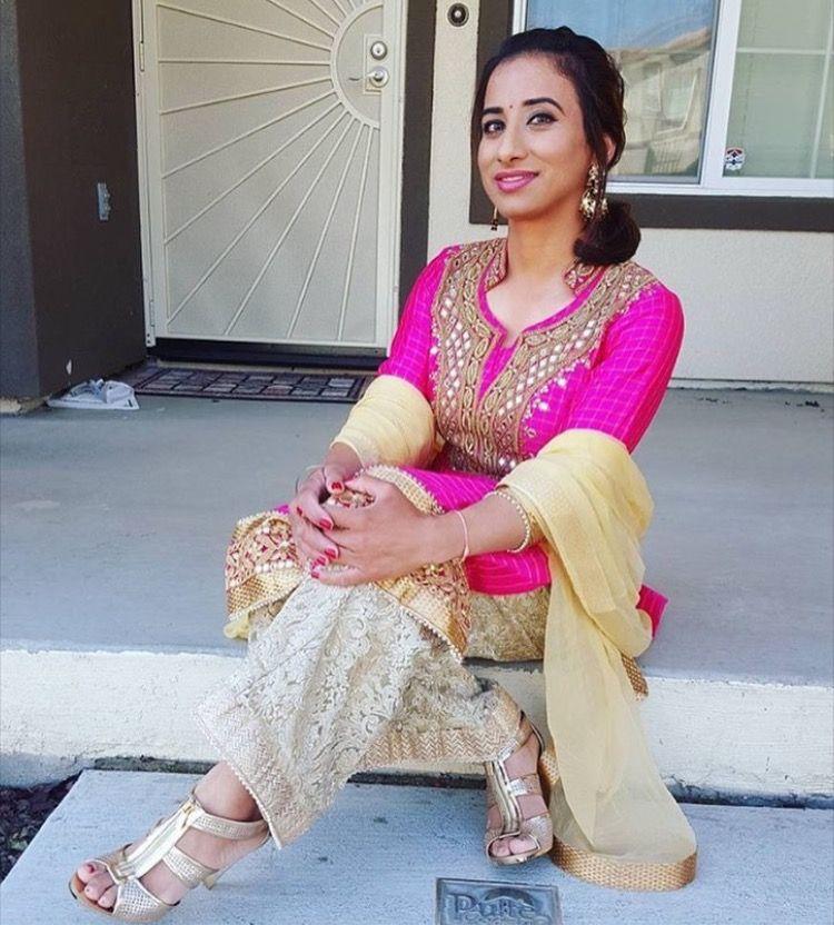 Pinterest: @pawank90 | Pakistani Sharara and Palazzo | Pinterest