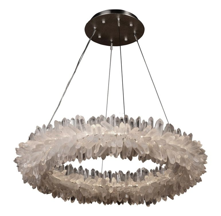 Roxi Chandelier | Midcentury modern, Chandeliers and Industrial