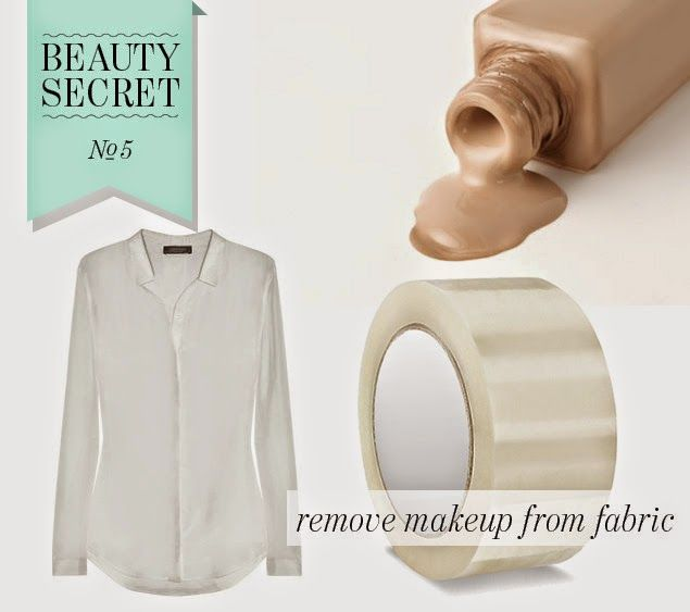 How To Remove Foundation Stains From Clothing Remove Makeup From Clothes Liquid Makeup Remover Stain On Clothes