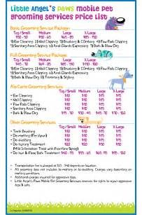 Dog Grooming Price List Yahoo Image Search Results Dog Grooming Salons Mobile Pet Grooming Dog Grooming Tips