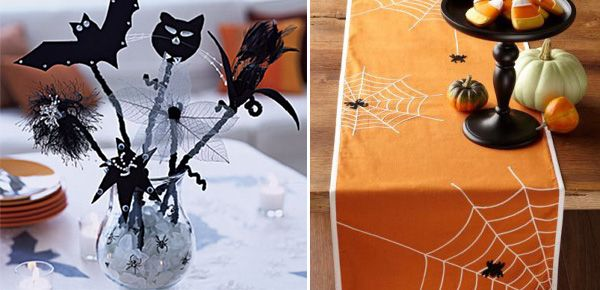 halloween table decoration ideas Interior Design, Home - kids halloween party decoration ideas