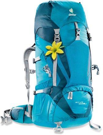 Deuter Act Lite 45 10 Sl Pack Women S Hiking Women Womens Rucksack Hiking Backpack