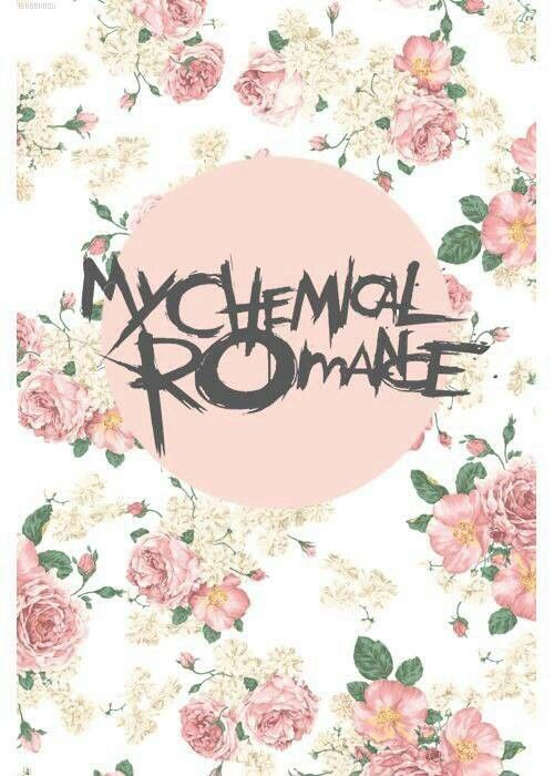 my chem on floral pattern for when you don 39 t want to be