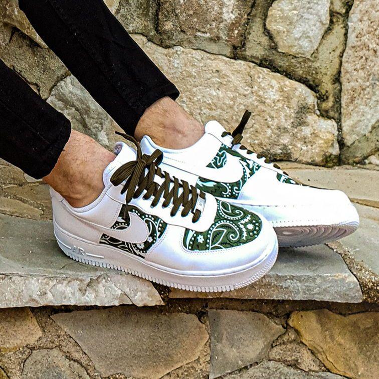 Nike Air Force 1 Custom | Custom shoes, Nike, Nike air force ones