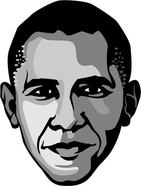 barack obama portrait in 2018 3 all about art portrait art