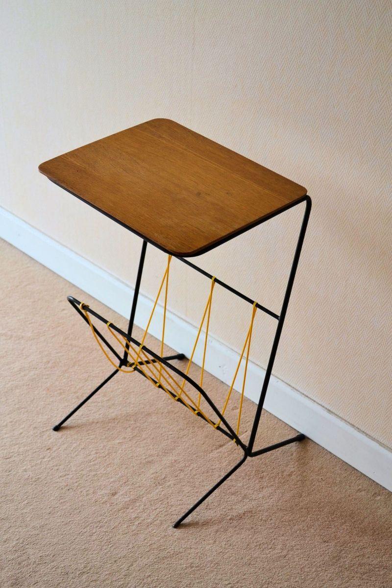 2 porte revue scoubidous vintage 1950 luckyfind 60 porte revue vintage ou pas. Black Bedroom Furniture Sets. Home Design Ideas