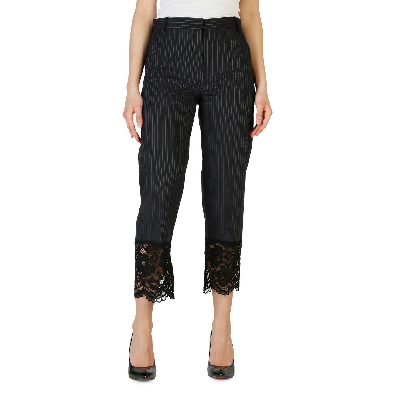 half off a4a1e 41a26 Pantalones con detalles de encaje Pinko #luxeoutletvalencia ...