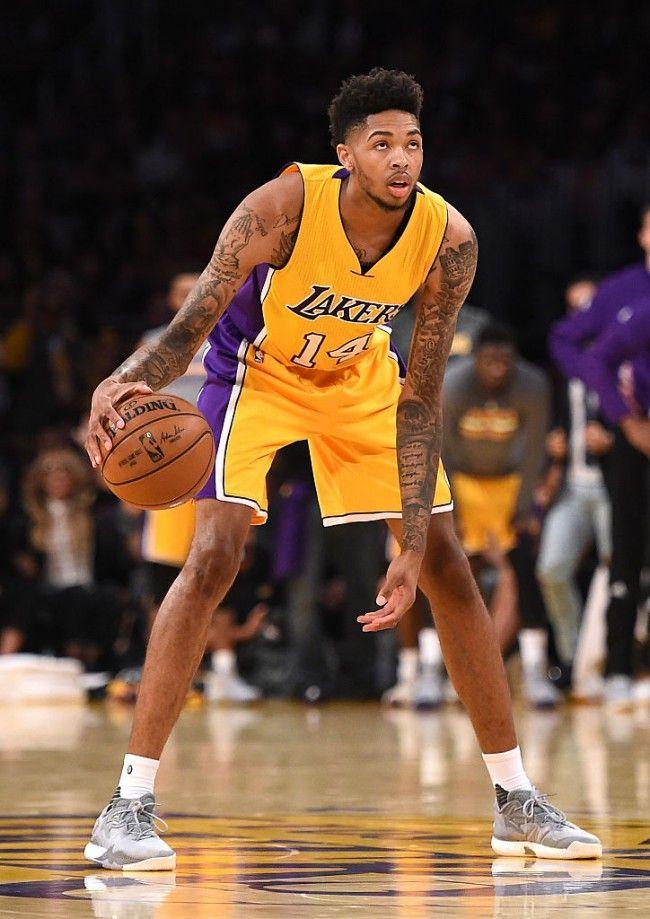 Brandon Ingram   Lakers Zone   Nba basketball, Lakers game ...