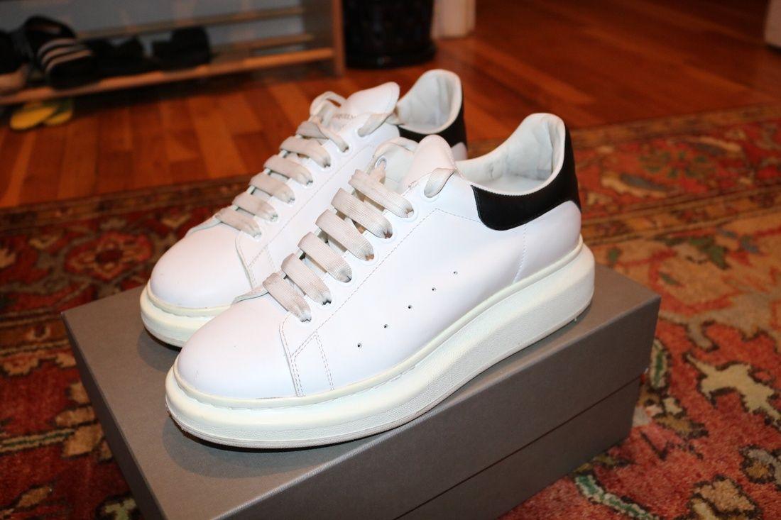 Parcialmente Conjugado Asalto  Alexander Mc Queen Oversized Platform Creeper Sneaker In Original Colorway  Size 9 $323 | Sneakers, Creeper sneakers, Platform creepers