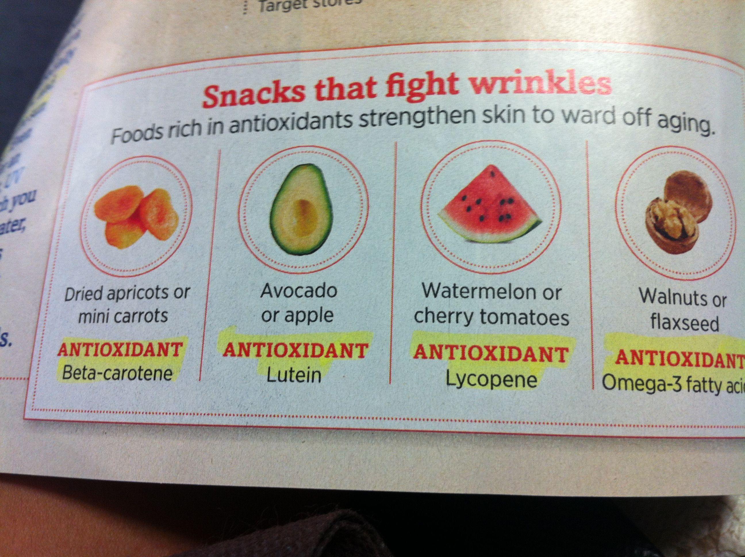 Info foods