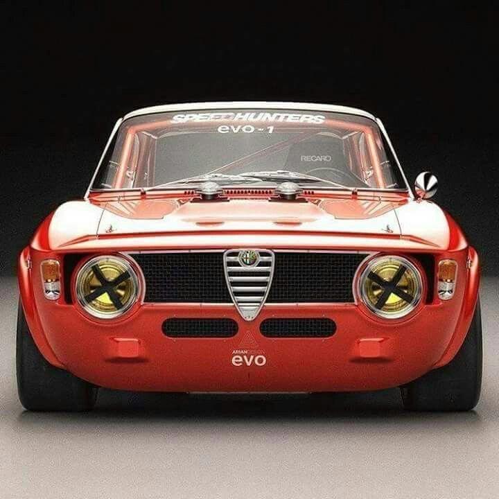 Alfa Romeo GTA-R // #ItalianInnovation:Cars