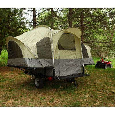 Costco Lifetime® C&ing Tent Trailer $2400 @ Costco & Costco Lifetime® Camping Tent Trailer $2400 @ Costco | My Friend ...