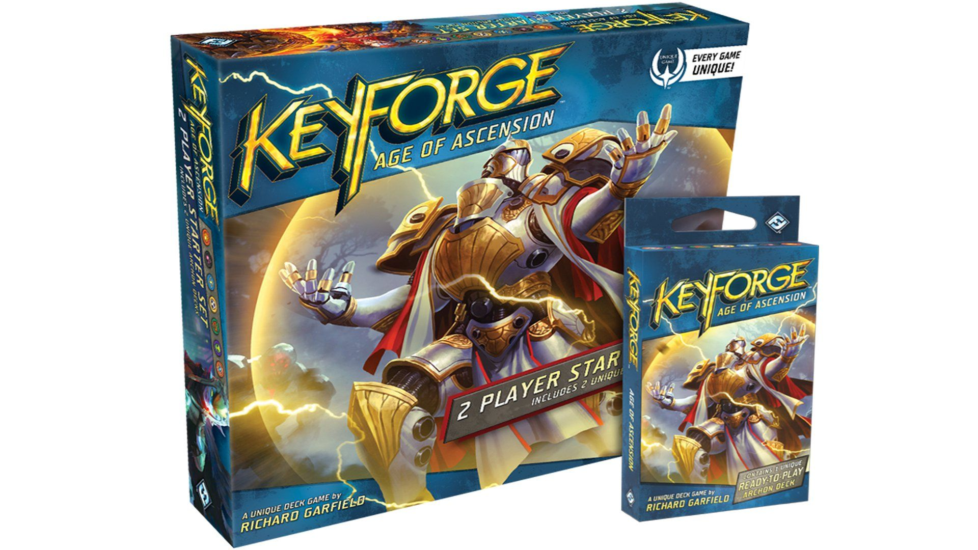 New Keyforge Set Announced Age Of Ascension Ascension Classic Board Games Games