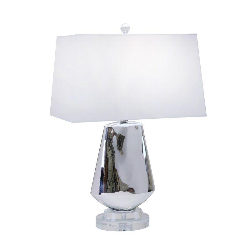 House Of Hampton Gianluca Glass 26 Table Lamp Wayfair Lamp Table Lamp House Of Hampton