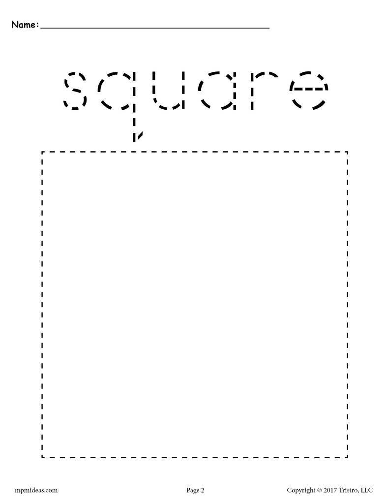 12 Shapes Tracing Worksheets Shape Tracing Worksheets Tracing Worksheets Preschool Tracing [ 1024 x 791 Pixel ]