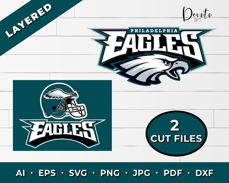 Philadelphia Eagles SVG for cricut Philadelphia eagles