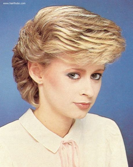 This short haircut would have been the perfect look to match the this short haircut would have been the perfect look to match the 1980s power suit winobraniefo Image collections