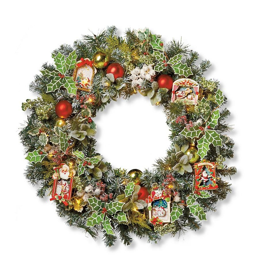 42+ Frontgate artificial christmas wreaths information