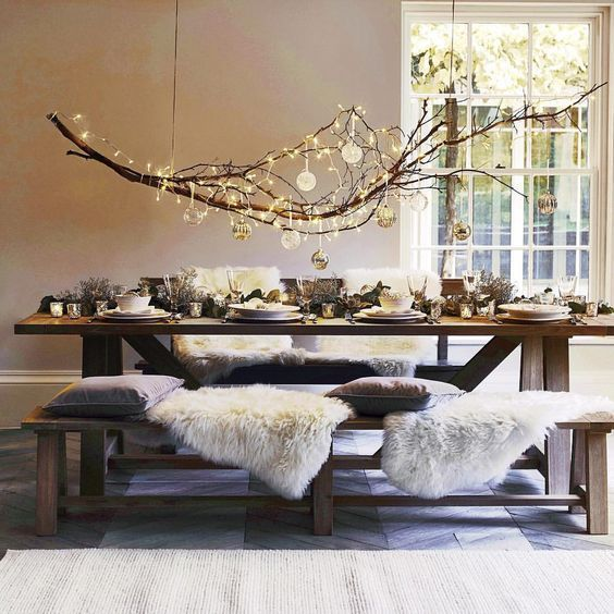Photo of Dreamy Tree Branch Light Fixtures | Hygge Decor For Your Home – Hydrangea Treehouse