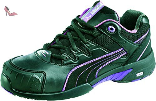 Smash V2 L, Chaussures de Cross Mixte Adulte, Noir Black Black, 48.5 EUPuma