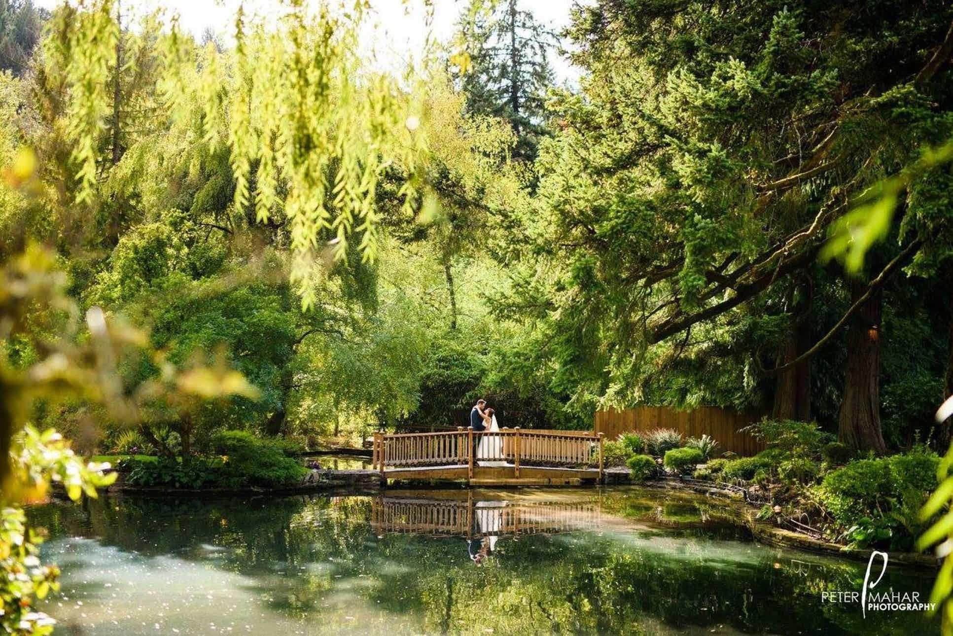 Lakeside Gardens Portland Weddings Oregon Wedding Venues