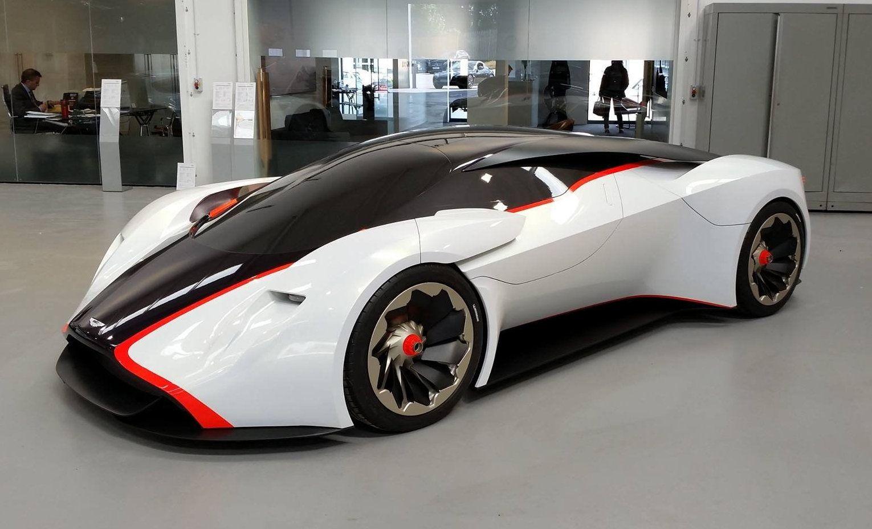 Vehicle · Aston Martin ...