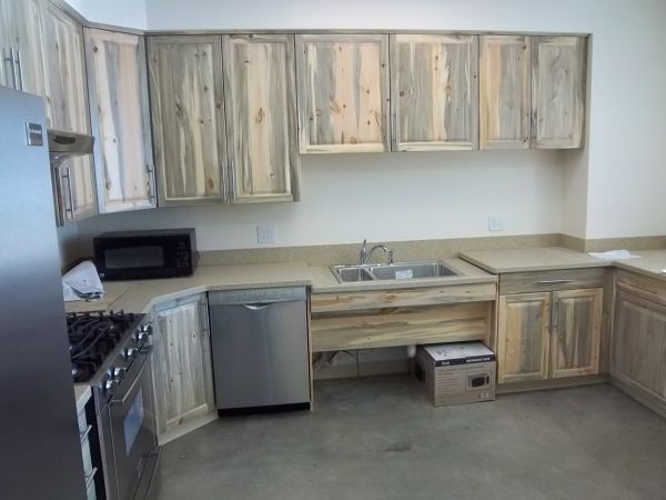 Beetle Wood Kitchen Cabinets ...