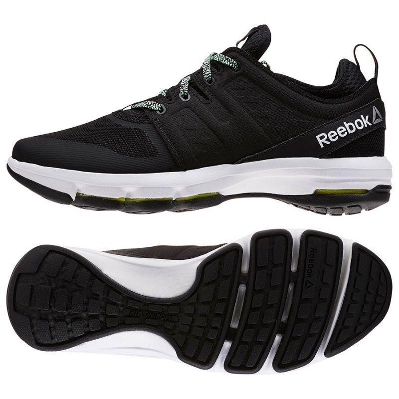Sportowe Damskie Reebok Czarne Buty Treningowe Reebok Clouride Dmx Training Shoes Shoes Reebok