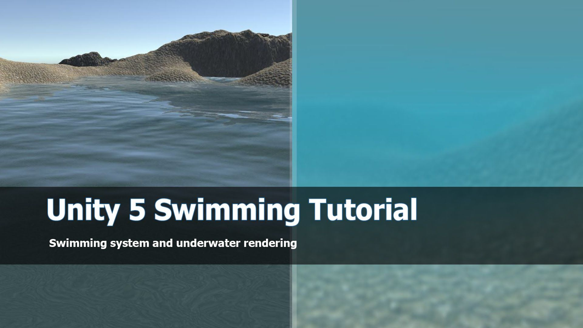 Unity5 swimming system and tutorial neat game development stuff unity 5 swimming system and tutorial free asset baditri Image collections