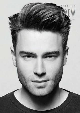 American crew haircut | Mens Hair | Pinterest | American crew ...