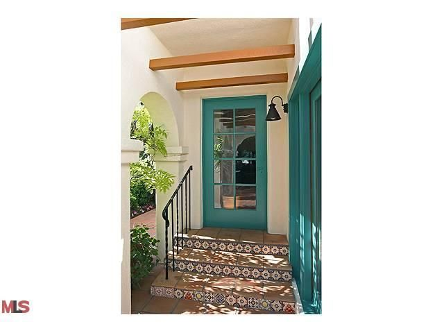 Los Angeles, CA Home, Spanish style, Home decor