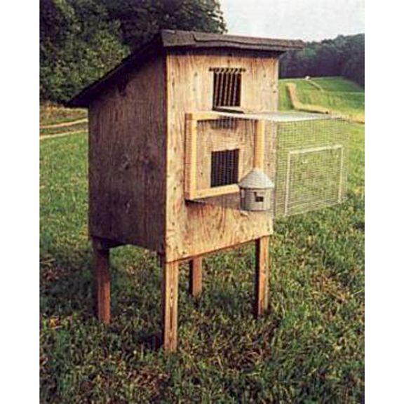 Pigeon housing plans