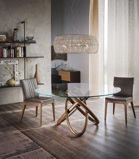 Carioca de Cattelan Italia | Mesas comedor | muebles | Pinterest ...