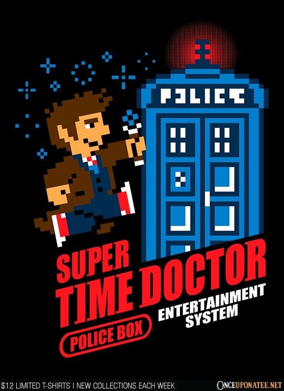 Doctor Who Super Time Doctor 10th